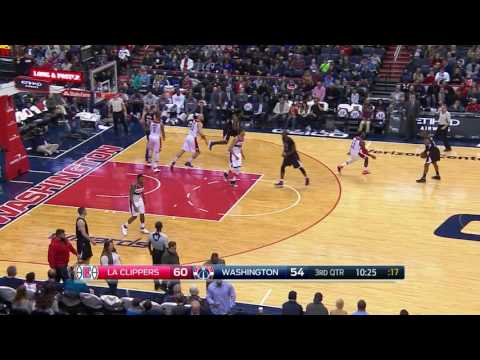 Clippers vs Wizards Full Game Highlights