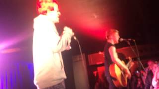 A SONG ABOUT A GIRL - LUKE CUTFORTH & PATTY WALTERS // UPLOADTOUR NEW ZEALAND