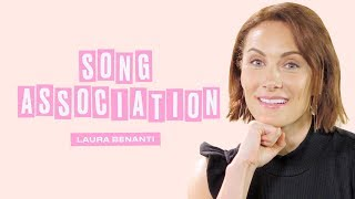 Tony Award Winner Laura Benanti Sings Theater Show Tunes in a Game of Song Association | ELLE