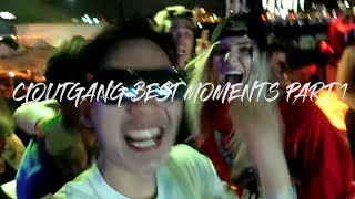 CLOUTGANG Best Moments Part 1 (With RiceGum, FaZe Banks, Alissa Violet, Sommer Ray)