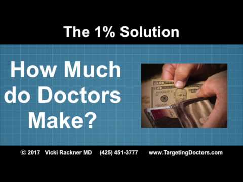 How Much do Doctors Make?
