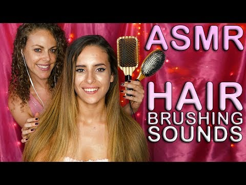 Ultra-Clear ASMR Hair Brushing Sounds with Ear to Ear Whisper