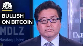 Even More Bullish On Bitcoin After Consensus 2018: Fundstrat's Tom Lee | CNBC