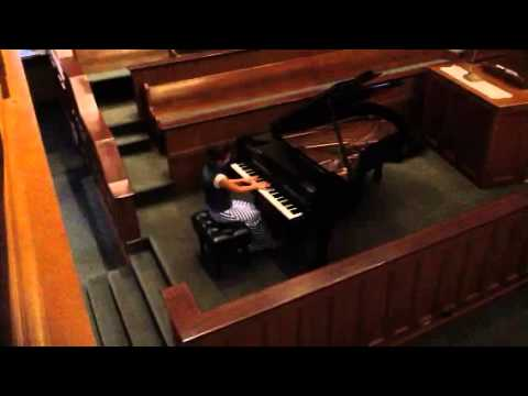 Audrey Godfrey performs Toccata by Tauriello