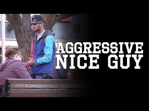 Aggressive Compliments Prank (@CaptainShorif)