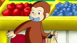Curious George 🐵Up, Up And Away 🐵Kids Cartoon 🐵Kids Movies 🐵 Kids Videos