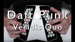 Daft Punk - Veridis Quo | dualo du-touch S cover
