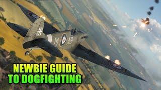 Newbie Guide To Dogfighting @ 4K - Battlefield 5