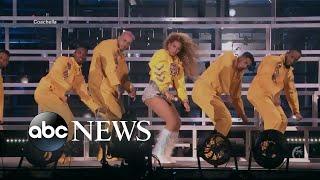 Beyonce is 1st woman of color to headline Coachella