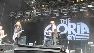 The Gloria Story - Lacie Heart (Sweden Rock Festival 2012)