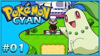 AVVENTURA TROPICALE - Pokémon Cyan ITA EP01[HACK ROM]