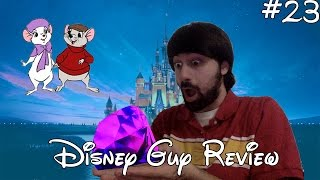 Disney Guy Review - The Rescuers