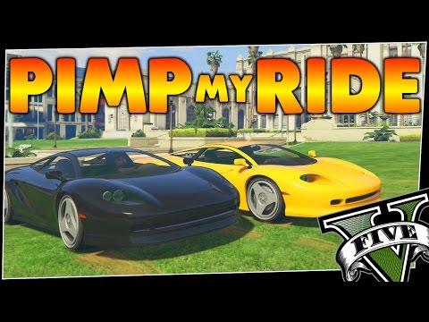 GTA 5 - Pimp My Ride #209 | Ocelot Penetrator | Car Customization Competition