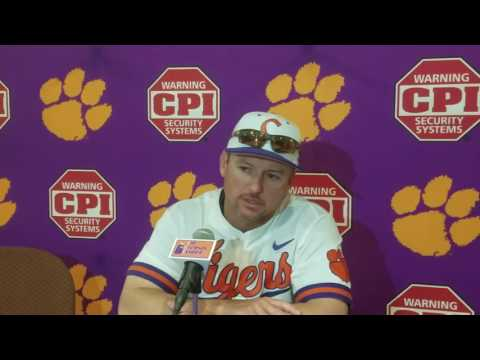 TigerNet Monte Lee on splitting DH with Wake 4.22.17
