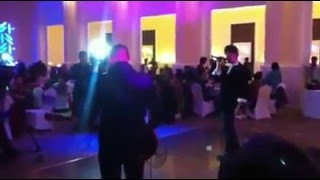 Rizwan Kayani Performing @ Friends Wedding !!