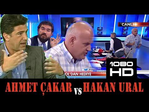 Ahmet Çakar, Hakan Ural, Rasim Ozan'ın  Kavgası