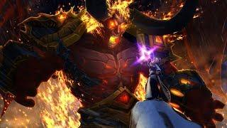 World of Warcraft Legion: La Película (TODAS las Cinemáticas Ordenadas Cronológicamente)