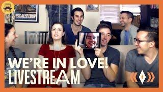 We're in Love! Livestream (WAYWARD GUIDE FUNDRAISING)