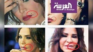 صباح العربية: شامة أحلام تتحرك وشامة هيفا ثابتة!