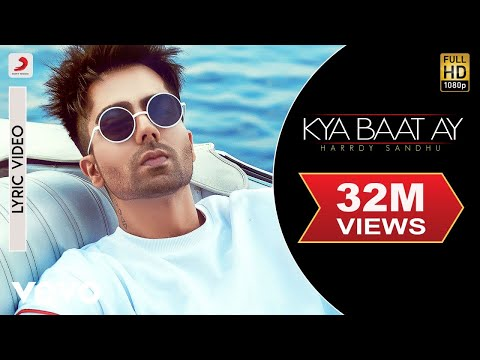 Xxx Mp4 Harrdy Sandhu Kya Baat Ay Jaani B Praak Official Lyric Video 3gp Sex