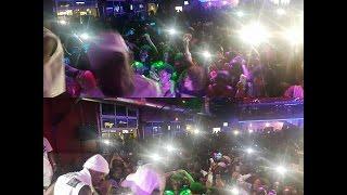 Diamond awaomba radhi mashabiki wake wa Dallas baada ya show yake kukatishwa