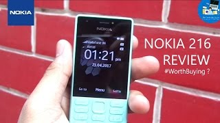 Nokia 216 - Full Review #WorthBuying ?