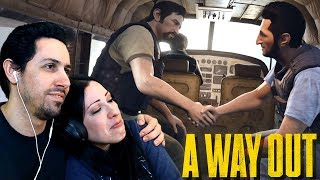 A WAY OUT Finale - F*@# the Ending