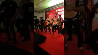 SRH Players funny Dance || heriques ||dhawan||Williamson ||moody