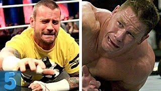 5 WWE Wrestlers Who Pooped Themselves In The Ring
