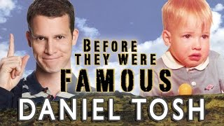 Daniel Tosh - Before They Were Famous - Tosh.0