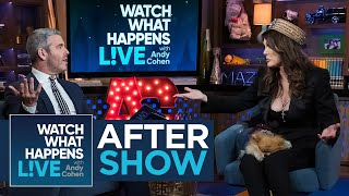 After Show: Which 'Wives Have Reached Out to Support Lisa? | WWHL