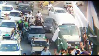 Islamabad Expresswsy Rush on 14th August | Independence Day Videos | 14th August Videos 2019