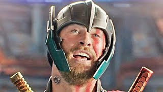 Thor 3 Ragnarok - Look Who It Is! | official FIRST LOOK clip & trailer (2017)
