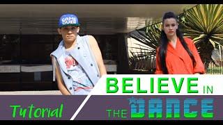 Tutorial - As Long As You Love Me [ESPECIAL Aulão] #BelieveTour Dance