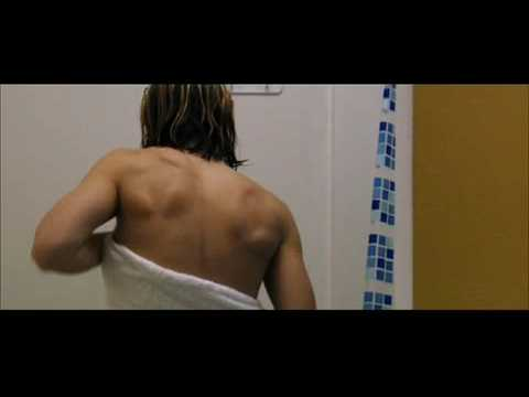 Jessica Biel's Riped Back
