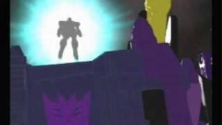 Transformers Energon Final Battle The Autobots vs Galvatron