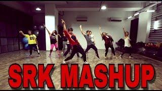 SHAH RUKH KHAN BIRTHDAY SPECIAL | SRK MASHUP | CHOREOGRAPHY | DANCE COVER | ROHAN PHERWANI - 2