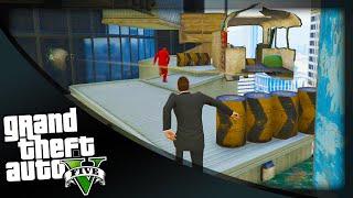 GTA 5 Funny Moments - 'EMON RUN!' (GTA 5 Online Funny Moments)