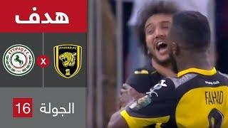 هدف الاتحاد الثاني ضد الاتفاق (فهد المولد) في دور الـ16 من كأس خادم الحرمين الشريفين