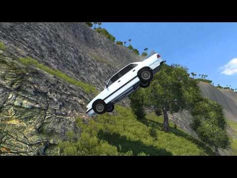 BeamNG Drive Ultimate Test Terrain V3