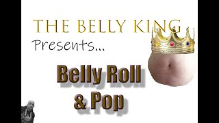 Belly roll and pop