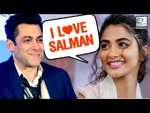 Xxx Mp4 Pooja Hegde REACTS On Working With Salman Khan LehrenTV 3gp Sex