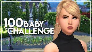 LOGAN PAUL'S BABY // The Sims 4: 100 Baby Challenge #121
