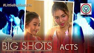 Little Big Shots Philippines: Milang | 9-year-old Little Nadine Lustre of Instagram