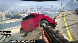GTA 5 CRAZY Life Compilation (Grand Theft Auto V Gameplay Funny Moments #100)