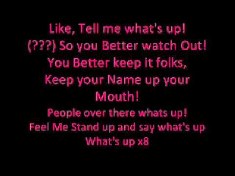 Xxx Mp4 R Truth Theme Song What 39 S Up Lyrics 3gp Sex