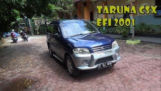 Review Daihatsu Taruna CSX EFI Tahun 2001