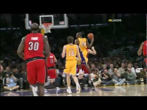 Kobe and Pau 2010-2011