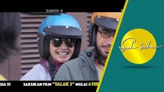 Reza Rahadian, Vino G. Bastian &  Laudya C. Bella ngobrol film Talak 3
