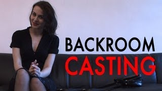 Backroom Casting - Studio Bagel